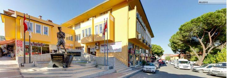 Buldan kent merkez - Belediye - Talat tarakçı Parkı