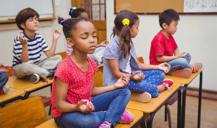 Why yoga is changing schools | Goop