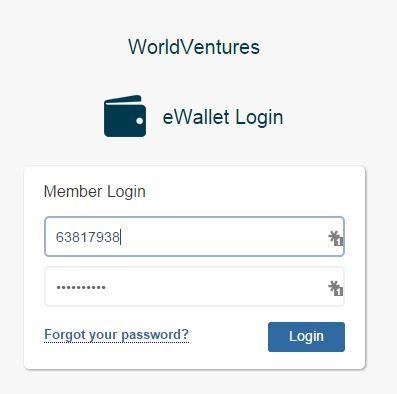 worldventures global wallet