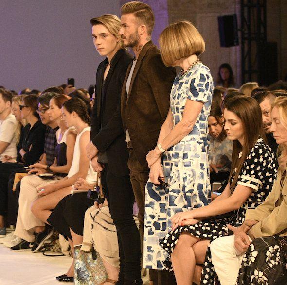 Чисто английский стиль: Дэвид Бекхэм стал дизайнером собственного бренда | passion.ru