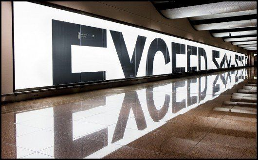 exceed #typography #typografie #typostrate #typo #type #design #art #lettering #letter #graphic #grafik #visual #artwork #style #cool #hipster #faith #passion #beauty #packaging #product #fashion #mode #moda #vogue