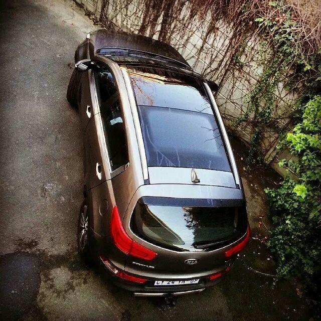 Car of the week: Kia Sportage CRDi