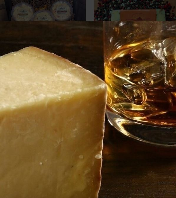 Cheers to #NationalBourbonDay! Learn all about pairing whiskey and cheese from Cheeserank