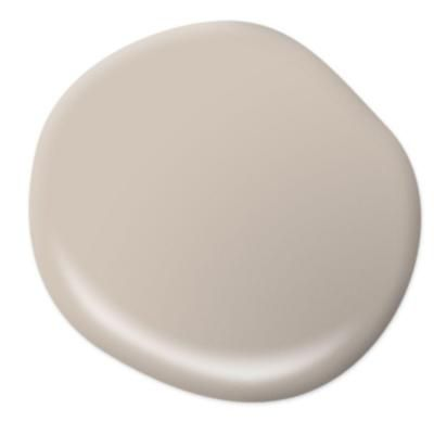 BEHR MARQUEE 1-gal. #MQ2-50 Gravelstone Matte Interior Paint-145001 at The Home Depot - living/dinning or great room