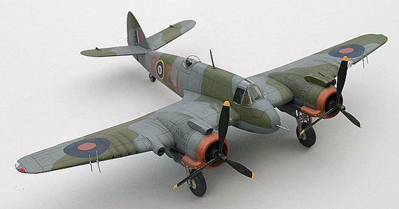 Bristol Beaufighter Mk.VI by Paul Mashall-Potter (Tamiya 1/48)