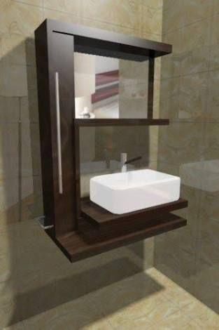Resultado de imagen para lavamanos modernos