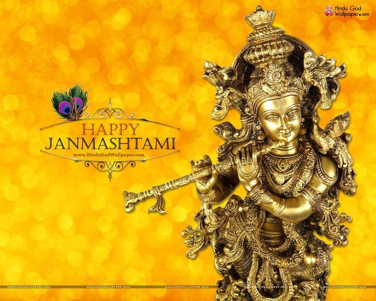 Shri Krishna Janmashtami Wallpapers Free Download