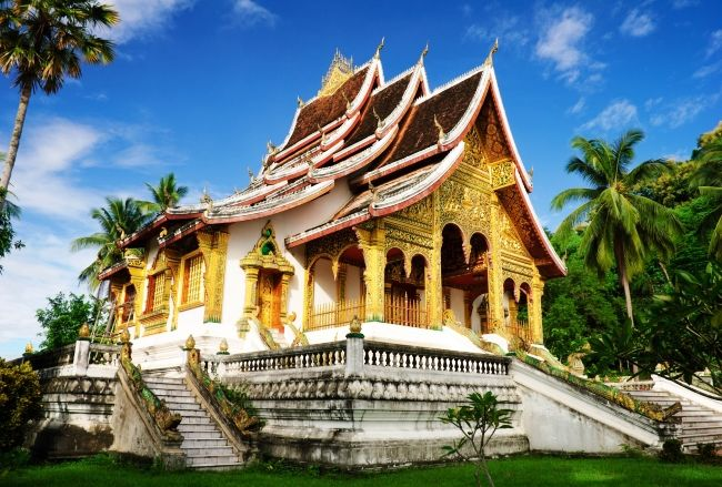 Луанг Прабанг – город храмов
