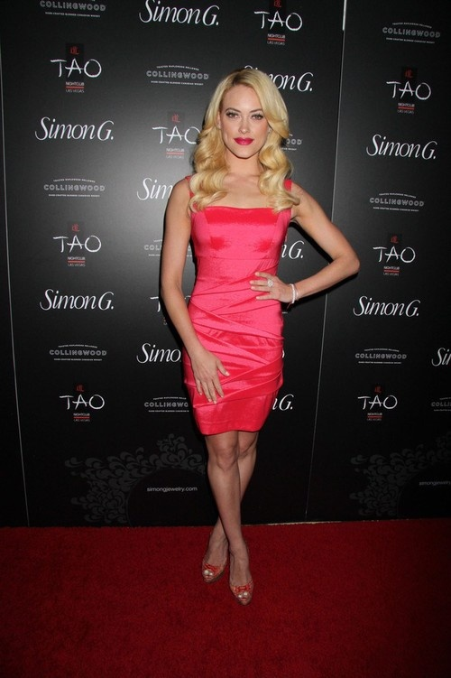 Peta Murgatroyd at The Annual Simon G Soiree, at the Tao Nightclub in Las Vegas on June 1, 2013