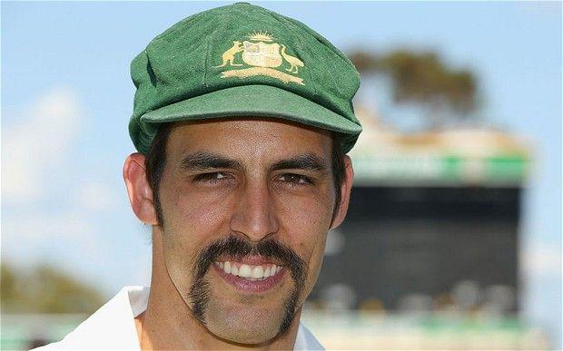 #Ashes Mitchell #Johnson australia #cricket
