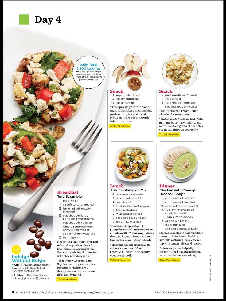 1000+ ideas about 1200 Calorie Plan on Pinterest | 1600 Calorie Meal Plan, Dr. Oz and 1200 ...