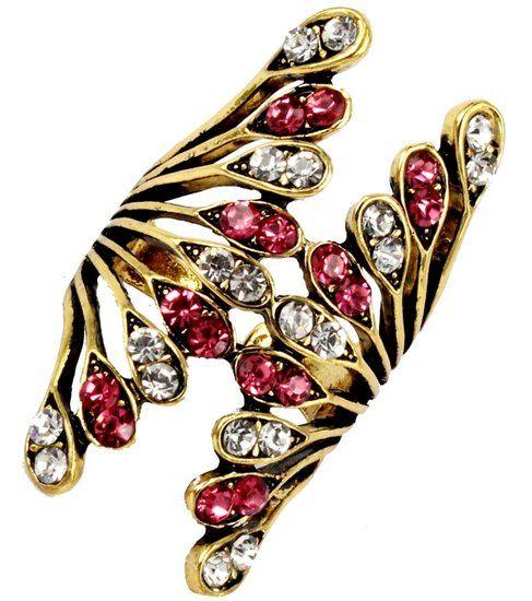https://www.goedkopesieraden.net/Vintage-gouden-ring-met-roze-en-blanke-strass-stenen