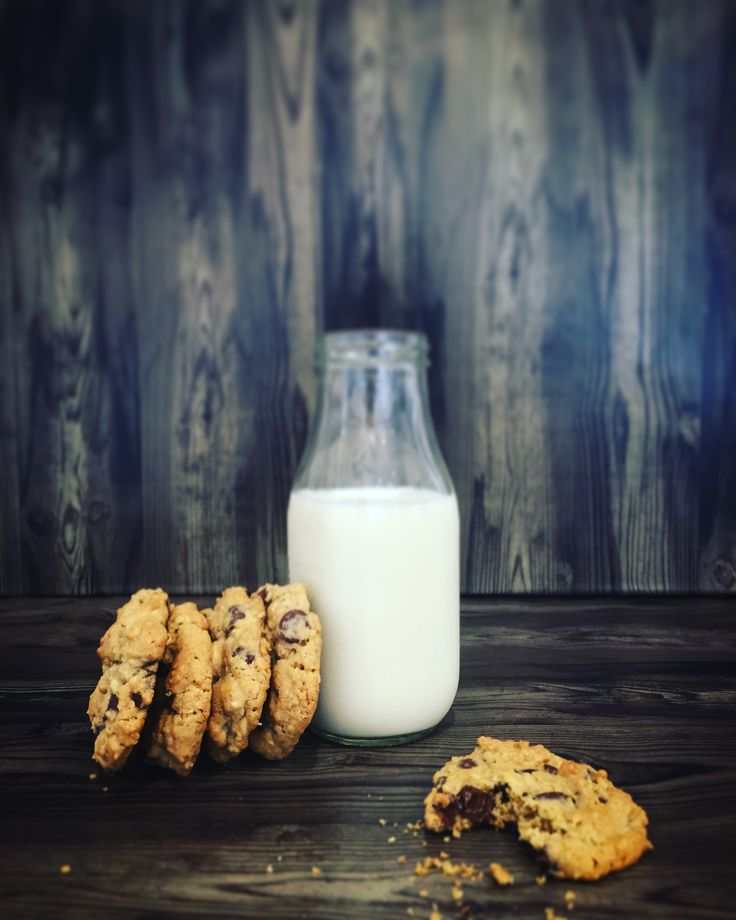 Chocolate chip lunchbox cookies