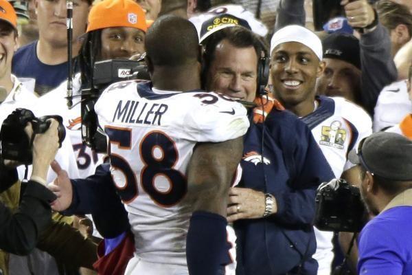 Alex Butler DENVER, Jan. 4 (UPI) -- Former Denver Broncos coach Gary Kubiak has had a hand in every Denver Broncos Super Bowl victory.