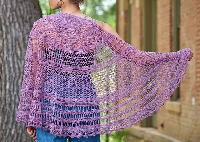 63 best LACY Tunisian Crochet images on Pinterest ...
