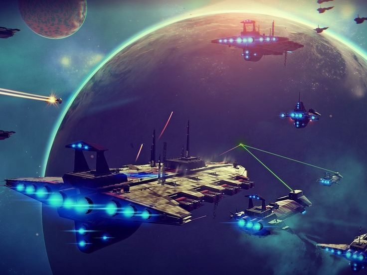 No Man's Sky begins exploring its universe on June 21 on PC