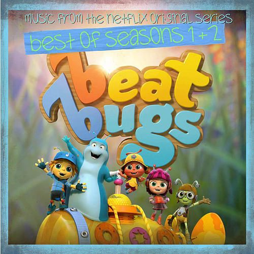 Beat Bugs is a Netflix Original Series created for children. The show and soundtrack features Beatle songs covered by a diverse collection of artists including Pink, Eddie Vedder, James Bay, The Shins, The Lumineers, Sia, Rod Stewart, Chris Cornell, Regina Spektor, Jennifer Hudson, of Monsters and Men, Tori Kelly, James Corden, Robbie Williams and Aloe Blacc.<br><br>The Beat Bugs: Best of Season1 and 2 Soundtrack CD Features:<br><ul><li>Audio CD</li>&...