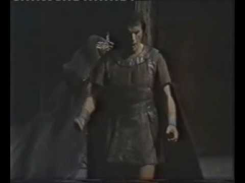 "▶ Franco Corelli & Fiorenza Cossotto ""Duet Act 4"" Aida - YouTube. Magnificent! Opera at it's best."