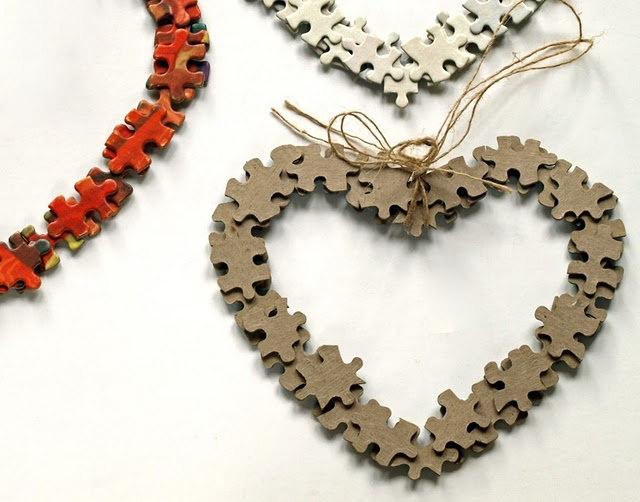 reversible puzzle hearts