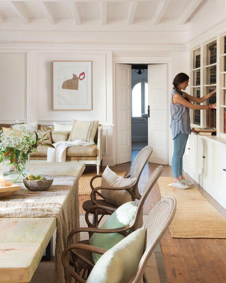 17 mejores ideas sobre estanterías del salón en pinterest ...