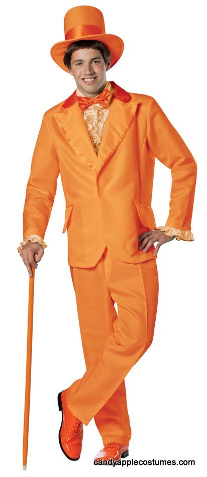 Adult Dumb and Dumber Lloyd Costume - Candy Apple Costumes - 70's Costumes