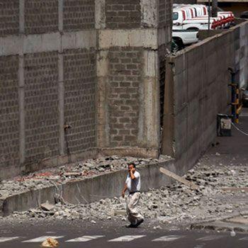 Temblor en Chile de 5.7 grados de magnitud, hoy 23 de agosto 2014
