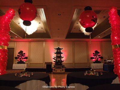 Images of oriental centerpieces oriental theme for Decoration table orientale