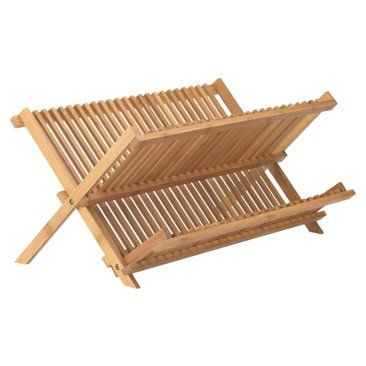 Check out this item at One Kings Lane! Bamboo Dish Rack