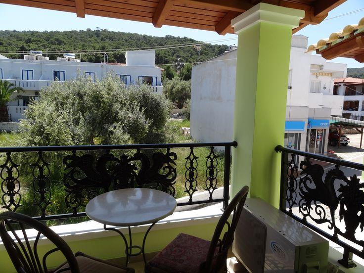 Balcony-Maisonette
