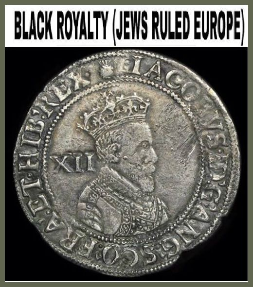 King James XIIBlacks once ruled all of Europe. We were all royalty because we came from the bloodline of Jacob, but since we sinned against The Most High, he cursed us. (Read Deuteronomy 28:1,15,32,41,48,64, and 68.) This is why we are at the bottom...