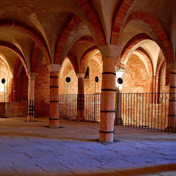 Cripta di S. Giovanni in conca (dx)
