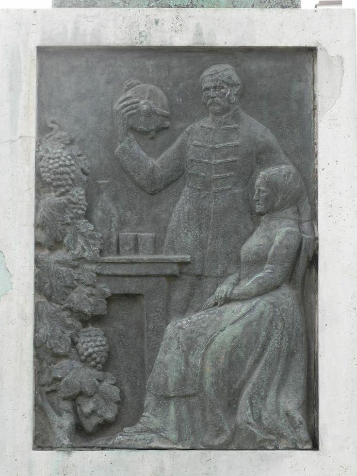 Lévay József szobor Miskolc - Szobrok, Látnivalók / Szobor