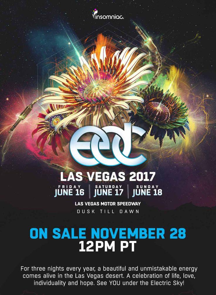 GoRockfest.Com: EDC Las Vegas 2017 Lineup & Tickets Info