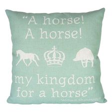 Kudde 'My Kingdom For A Horse'