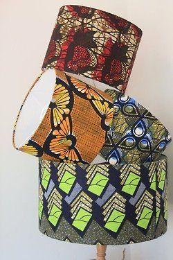 Mon inspiration pour les tissus wax africain et sa presence dans la mode et en décoration. African wax fabrics and its presence in fashion and interior design.