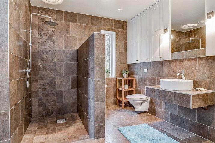 11 snyggaste badrummen på Hemnet just nu – Sköna hem