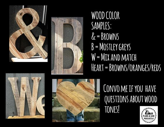 31 Rustic Letter S Big Wooden Letter Rustic Wedding by PlaneAndSaw