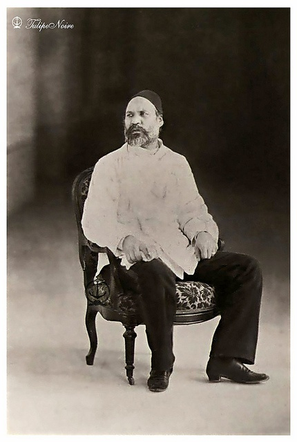Ahmed Orabi (1841-1911) In The Exile - Ceylan 1882 by Tulipe Noire, via Flickr
