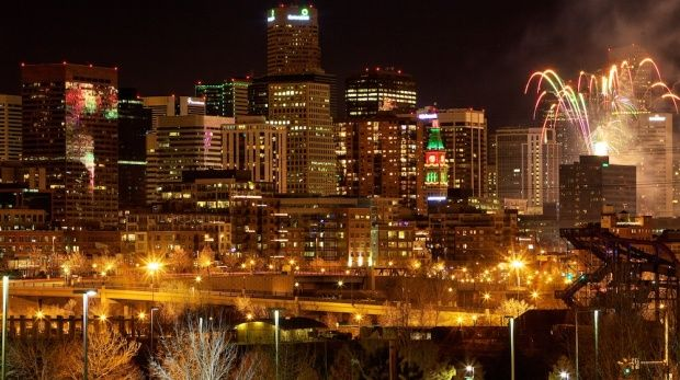 Enjoy The Most Beautiful New Year's Eve in Denver