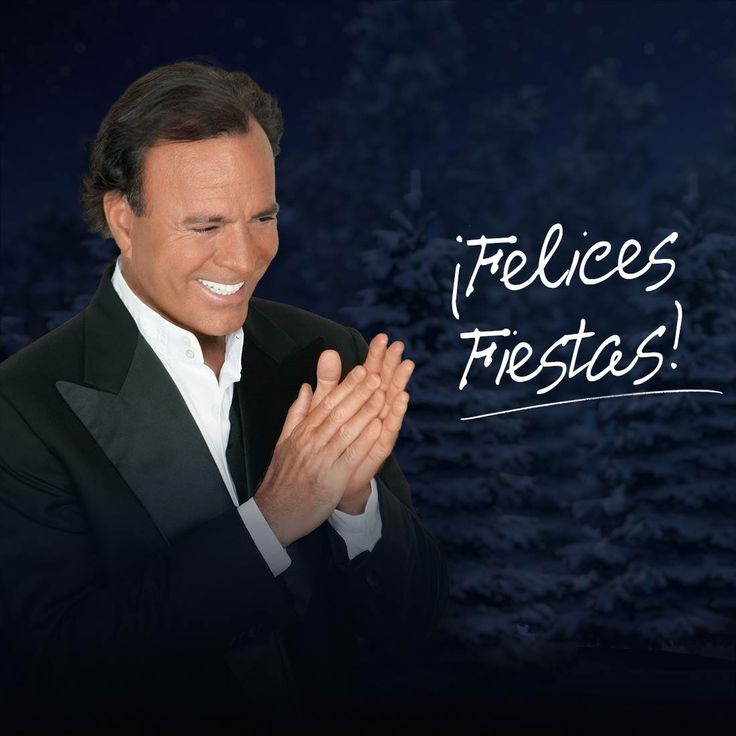 FELICES FIESTAS HAPPY HOLIDAYS ! May the miracle of Christmas touch your life