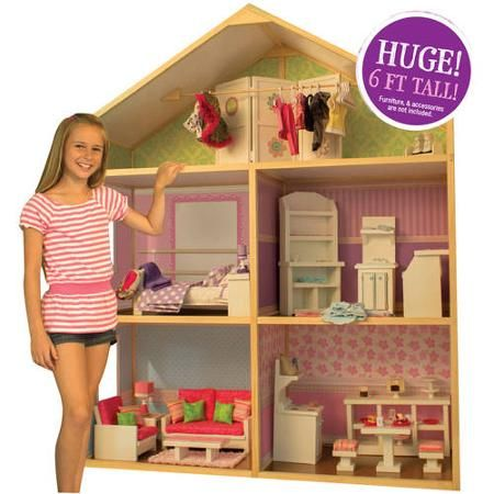 17 Best Images About American Girl Dollhouses On