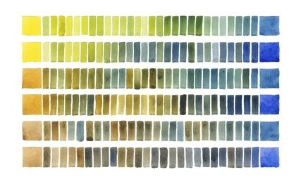 Jane Blundell - The Ultimate Mixing Palette: a World of Colours