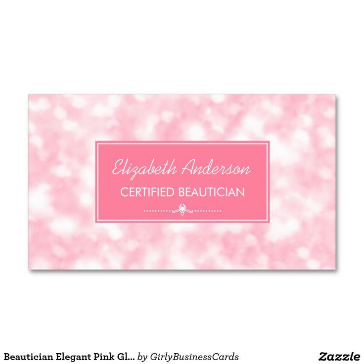 167 best Business Cards : Beauty & Makeup images on Pinterest ...