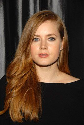 Amy Adams: What's there to say; she went from a blonde to a redhead, and the rest...is herstory!