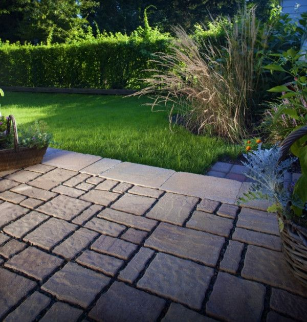 47 Best Eco Friendly Pavers Images On Pinterest