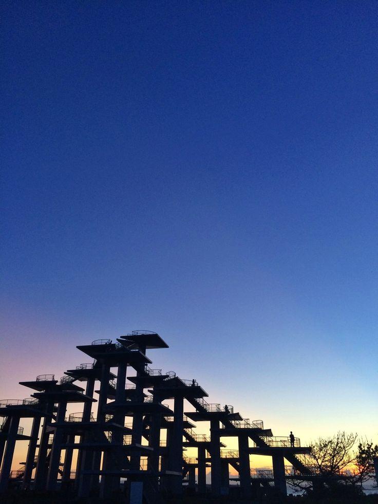 夕焼け小焼け iPhonegraphy|nanaco|note