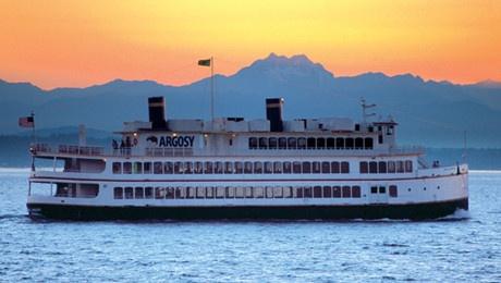 Santa Brunch Cruise Royal Argosy At Naval Reserve Dock