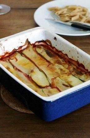 Hallo Zusammen Ich liieeebe diese Lasagne. Gut, seien wie ehrlich. Es ist keine richtige Lasagne im ursprünglichen Sinn. Es ist Nudelfrei und ohne Bechamel-Sauce. Was ist jetzt daran noch Lasagne? Wir
