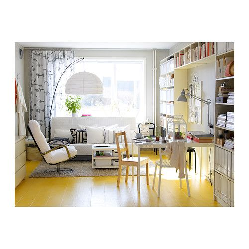 REGOLIT Lampadaire, arceau IKEA Idéal au dessus d'une table basse, par exemple. Se branche sur une prise murale.