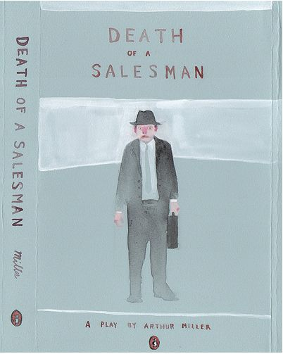an analysis of the two characters in the novel death of a salesman by arthur miller The main character in death of a salesman by arthur miller,  critical analysis)  was an extremely influential novel during the 1960's.